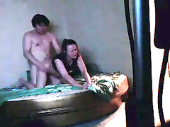 Amazing doggy style treatment for the amateur wife
