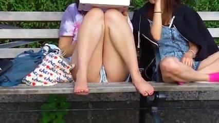 Seems voyeur pics between the legs